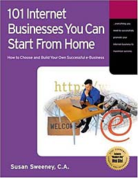 101 Internet Businesses You Can Start from Home ISBN 188506859X инфо 2165m.