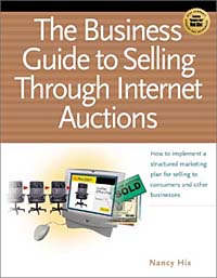 The Business Guide to Selling Through Internet Auctions Издательство: Maximum Press (FL), 2001 г Мягкая обложка, 606 стр ISBN 1-885068-73-5 инфо 2172m.