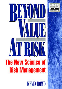 Beyond Value at Risk: The New Science of Risk Management Серия: Wiley Frontiers in Finance Series инфо 3277m.